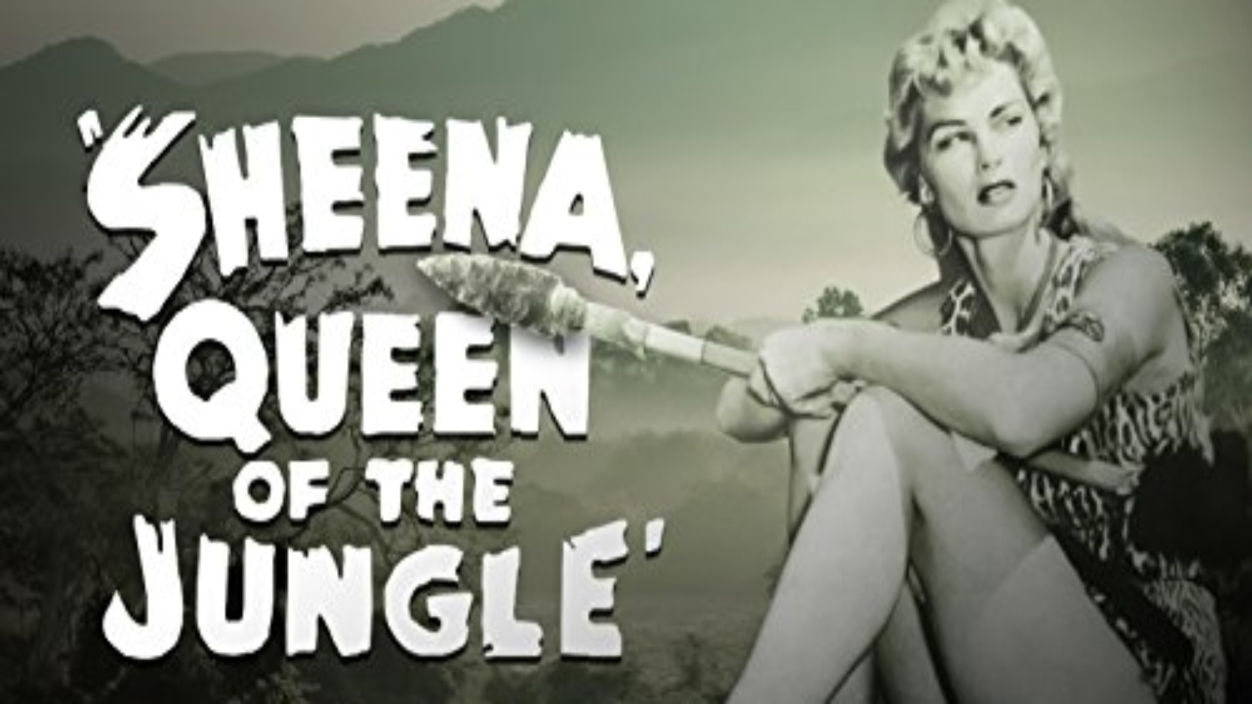 Sheena Queen of Jungle