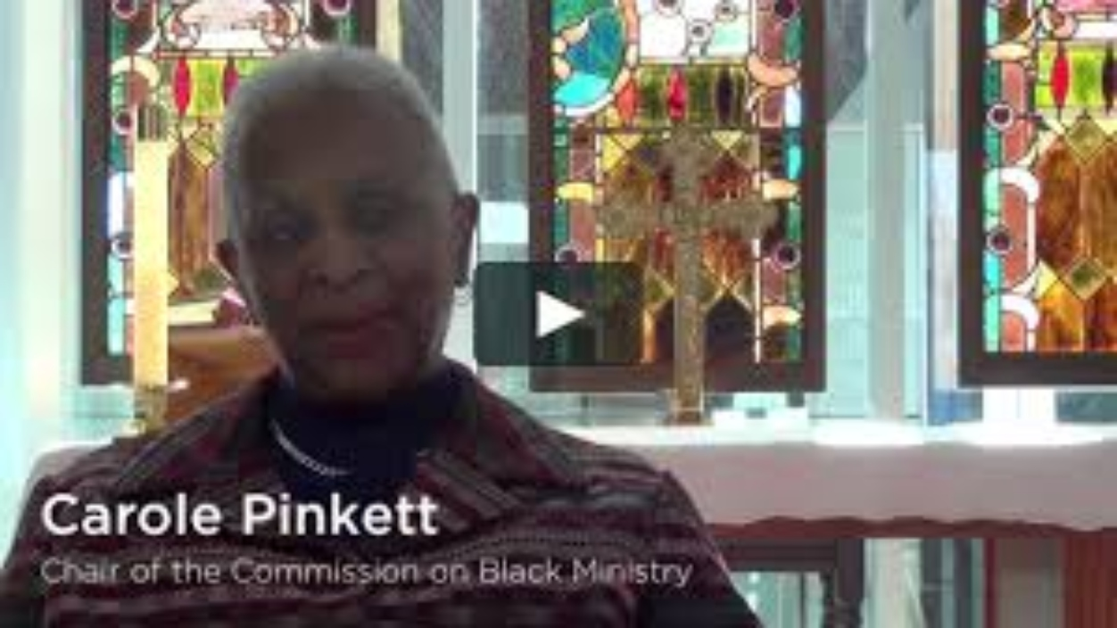 Carole Pinkett on Black History in the Diocese